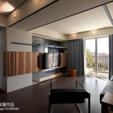 单身公寓设计效果图库