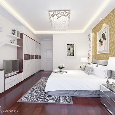 现代卧室设计室内照明灯具图片