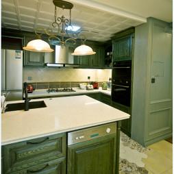 欧式厨房吊顶装修设计
