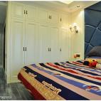 欧式风格卧室衣柜设计