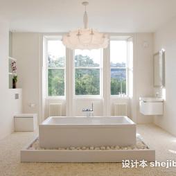 亚克力浴缸装修效果图片