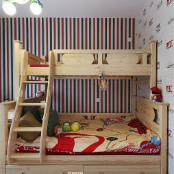 简美混搭儿童房装修效果图