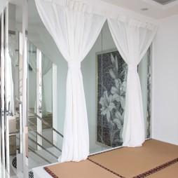 复式楼现代卧室装修设计