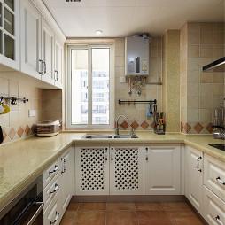 美式厨房陶瓷台面效果图集欣赏
