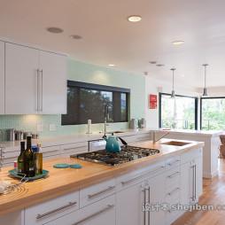 现代风格整体家居装修设计