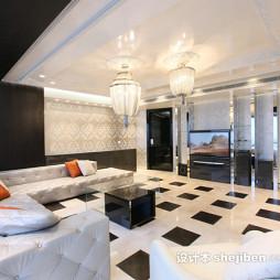 时尚整体家居装修设计