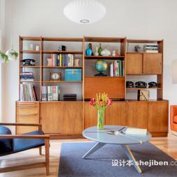 书房整体家具图片