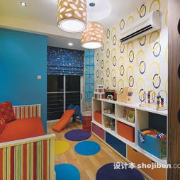 儿童房间塑料收纳盒欣赏