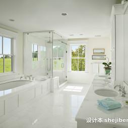 最新浴室台下盆效果图