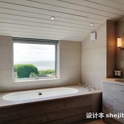 2017浴室台下盆装修效果图