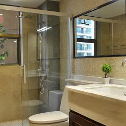 中式卫浴装修设计大全