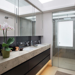 浴室台下盆欣赏