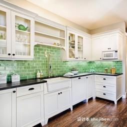 厨房防水通体砖效果图欣赏