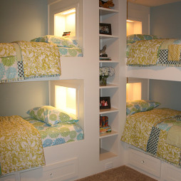 我爱我家儿童床效果图欣赏