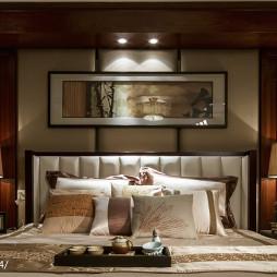 最新中式卧室装修设计