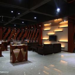 商业空间展厅设计装修效果图