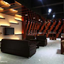 展厅空间设计效果图