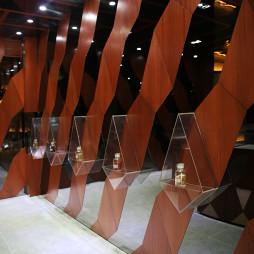 商业展厅设计效果图