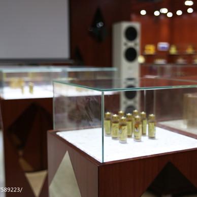 中山理科虫草王展厅设计完工后照片_1688316