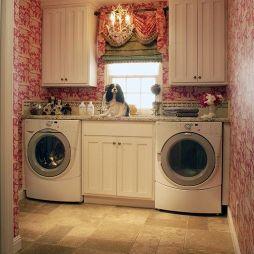 洗衣柜效果图图集
