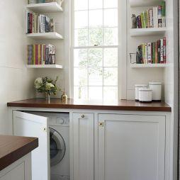 洗衣柜效果图集大全