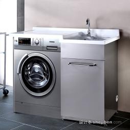 洗衣柜效果图图库大全