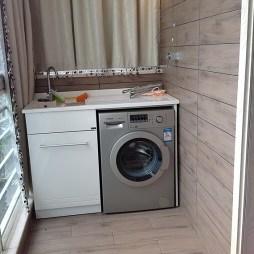 洗衣柜效果图图集欣赏