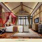 东南亚风格别墅设计方案_1688566
