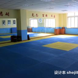 跆拳道地垫效果图片欣赏