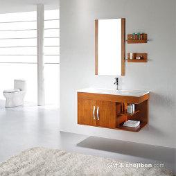 心海伽蓝浴室柜效果图
