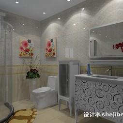 心海伽蓝浴室柜效果图图集