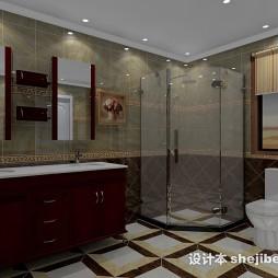 心海伽蓝浴室柜效果图片欣赏