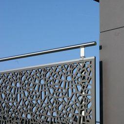 锌钢阳台护栏效果图集