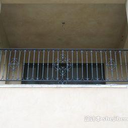锌钢阳台护栏效果图库大全