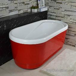 亚克力浴缸效果图集