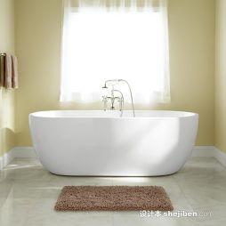 亚克力浴缸效果图片欣赏