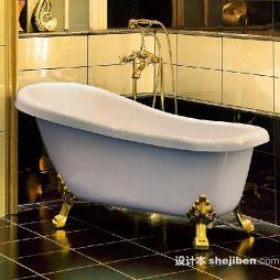 亚克力浴缸效果图图集欣赏