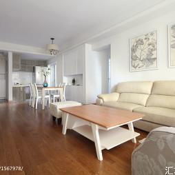 最新现代简约客厅装修设计效果图大全