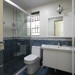 现代简约卫浴装修设计