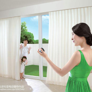北京杜亚电动窗帘_1693854