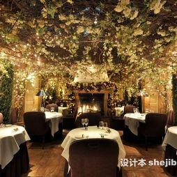 情侣餐馆效果图片欣赏