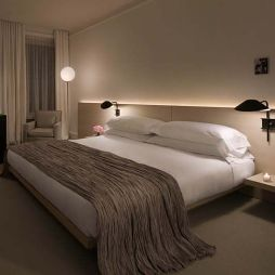 小型宾馆装修效果图片欣赏