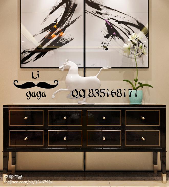 鹤壁立美装饰   新中式_16977