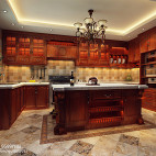 整体厨房设计图片欣赏