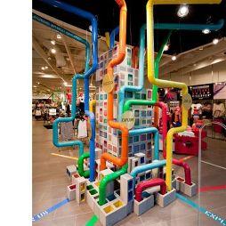 玩具商场效果图片大全