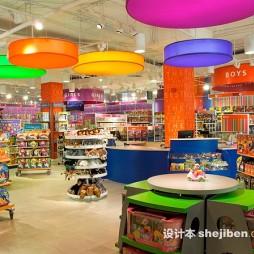 玩具商场效果图大全欣赏