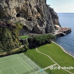 塑胶网球场效果图大全