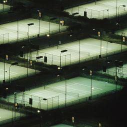 塑胶网球场效果图大全欣赏