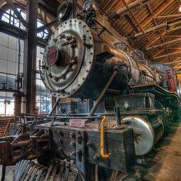 火车博物馆效果图