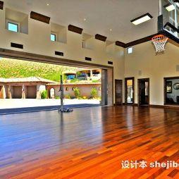 篮球场木地板效果图图片